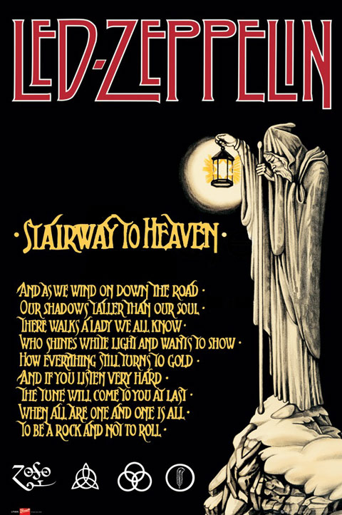 Led-Zeppelin-Stairway-to-Heaven-Poster
