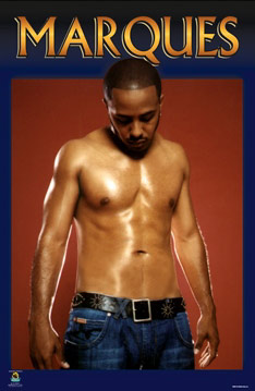 Marques Houston Poster