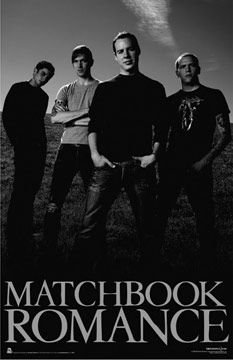 Matchbook Romance Poster
