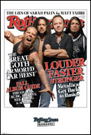 Metallica Rolling Stone Click here to zoom in