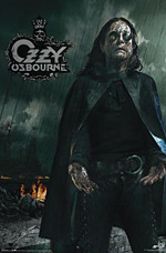 Ozzy Osbourne Rolling Stone Poster