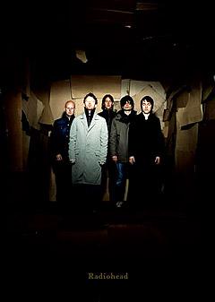 Radiohead-Group-Poster