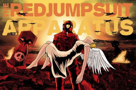 Red-Jumpsuit-Apparatus-Poster