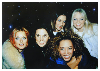 The-Spice-Girls-Poster