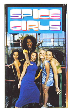 Spice Girls Personal Organizer Click Add to Cart to order