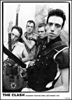 The Clash Poster