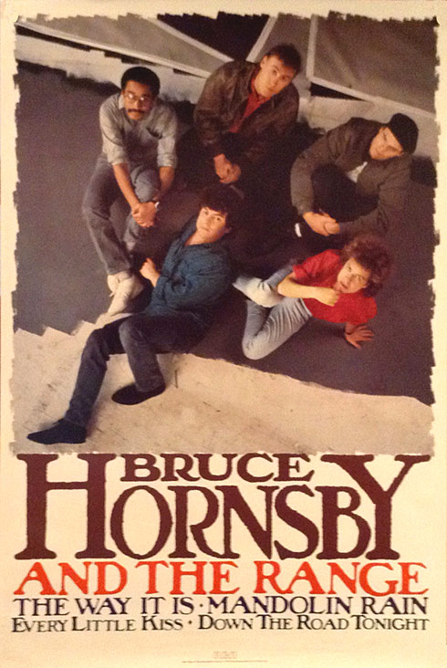 Bruce Hornsby The Way It Is poster