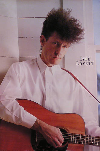 Lyle Lovett 1989