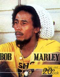 Bob Marley Photo Book Click Add to Cart to order