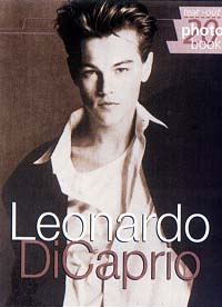 Leonardo Di Caprio Photo Book Click Add to Cart to order