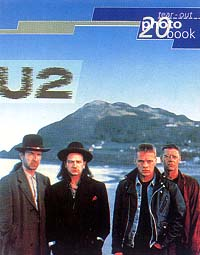 U2 Photo Book Click Add to Cart to order