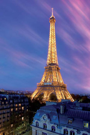 Eiffel-Tower-Poster