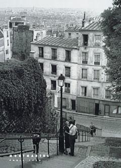 Montmartre-Paris-1950-Poster