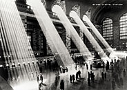 Grand Central Station 1930 Poster