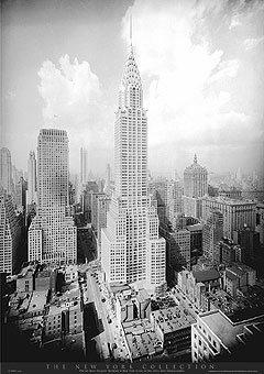 Chrysler-Building-New-York-Poster