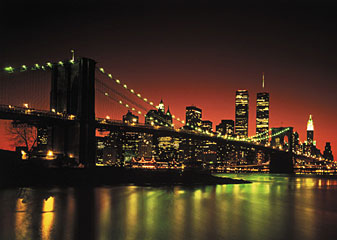 Manhattan-Lights-Poster
