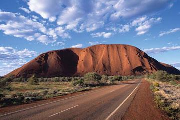 Uluru-Australia-Poster