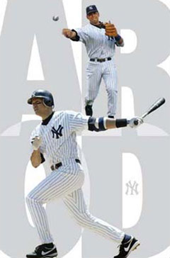 Alex-Rodriguez-Arod-Action-Poster