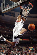 Allan Iverson Elements sports the element basketball posters