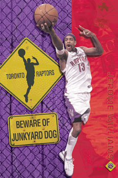 Jerome Williams Poster