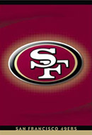 49ers Logo Poster Click Add to Cart to Order