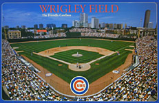 Wrigley Field Friendly Confines