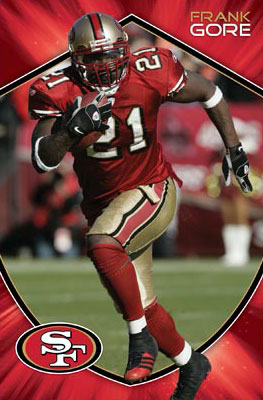 Frank-Gore-Poster