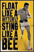 Muhammad-Ali-Float-Like-a-Butterfly-Poster