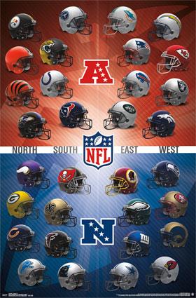 NFL-Team-Hemets-2-Poster